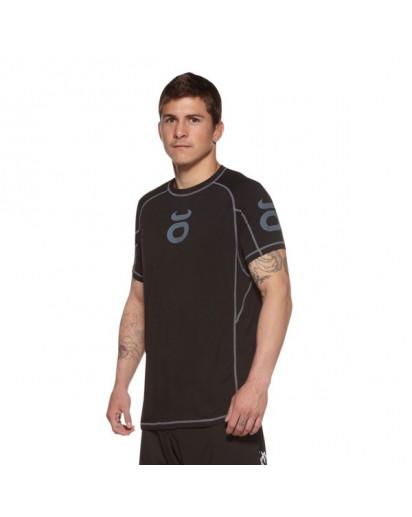 Jaco Performance Training Top Short Sleeve Black