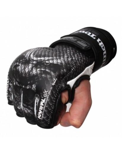 PunchTown KARPAL eX TAT2 mk II Ryushin Black MMA Gloves