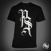 Panic Switch Monogram T-shirt Black