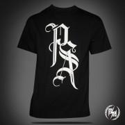 Panic Switch Monogram T-shirt Black