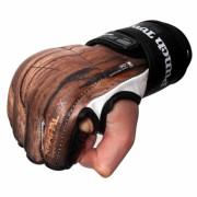 PunchTown KARPAL eX TAT2 mk II Carved Brown MMA Gloves