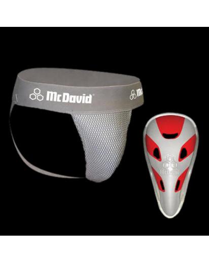 McDavid Performance HexMesh Alasuoja (3300)