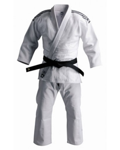 Adidas Judo Junior Gi, valkoinen