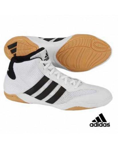 Adidas Mat Hog Painitossut, valkoinen