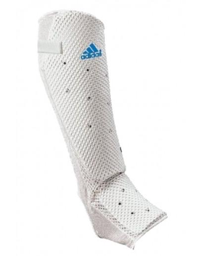 Adidas Sääri- ja jalkapöytäsuoja, mikrokuitu