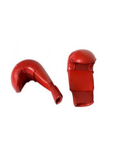 Adidas Karate WKF käsisuoja, punainen