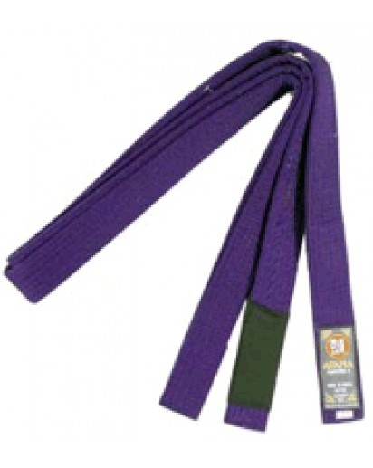Atama BJJ Belt Purple
