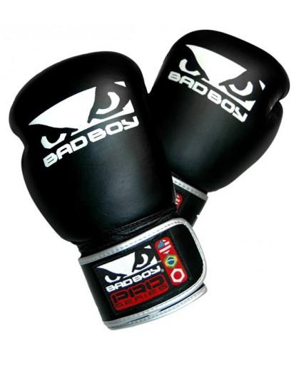 Bad Boy Pro Series Sparring Gloves Nyrkkeilyhanskat Musta