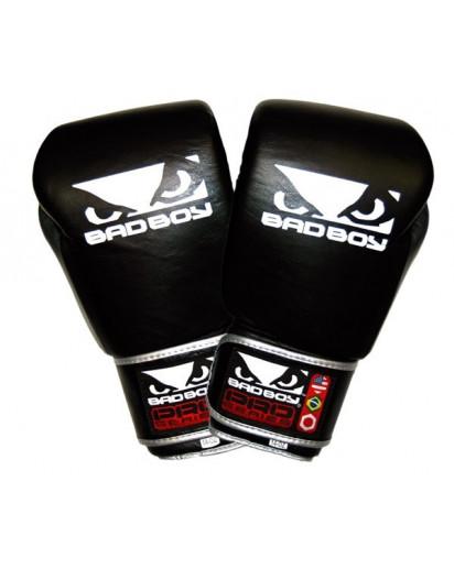 Bad Boy Pro Series Thai II Gloves Nyrkkeilyhanskat Musta