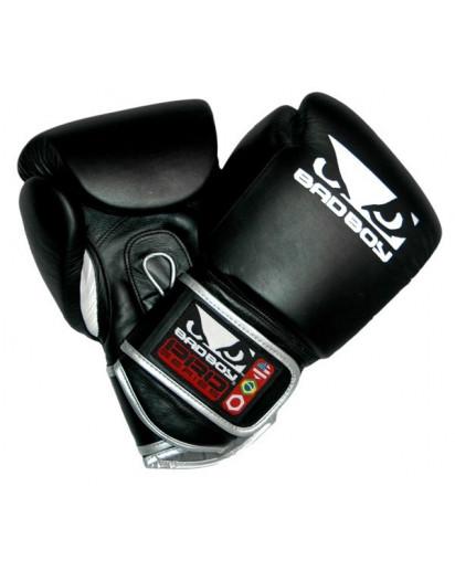 Bad Boy Pro Series Training Gloves Nyrkkeilyhanskat Musta