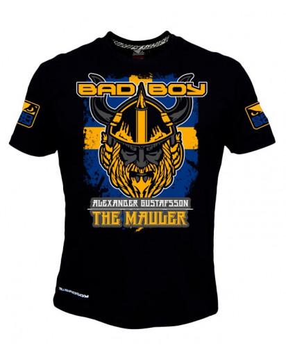 Bad Boy Alexander Gustafsson Walk In T-shirt Black
