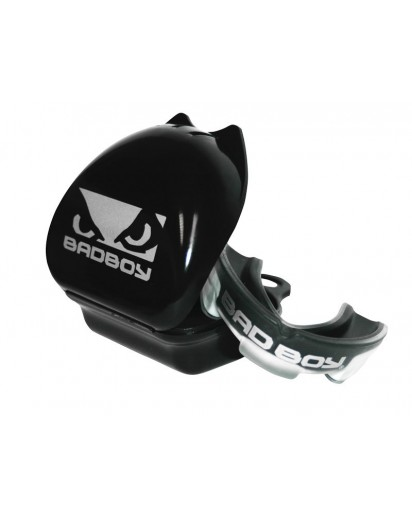 Bad Boy Battle Ready Mouth Guard Black