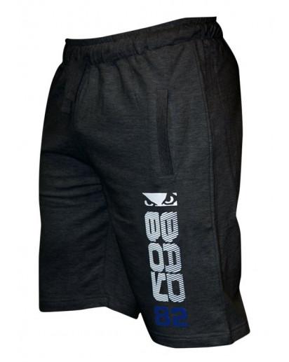 Bad Boy Cotton Shorts Dark Grey New Model
