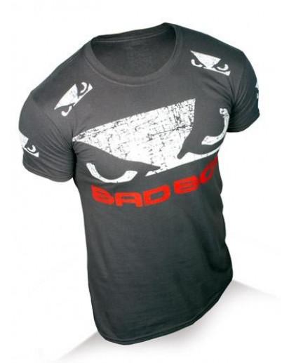 Bad Boy Junior 'Cigano' Dos Santos UFC Walkout T-shirt Grey