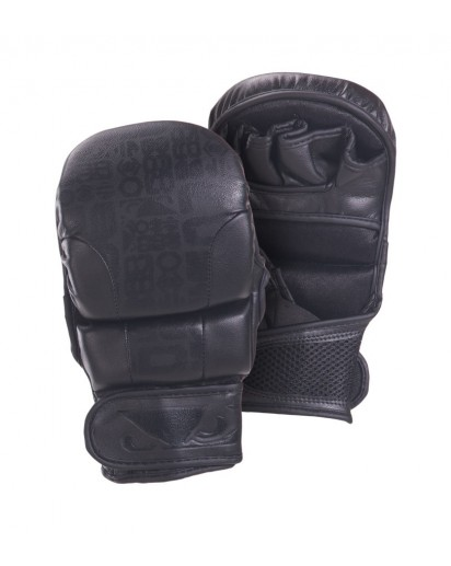 Bad Boy Legacy Safety MMA Gloves Black