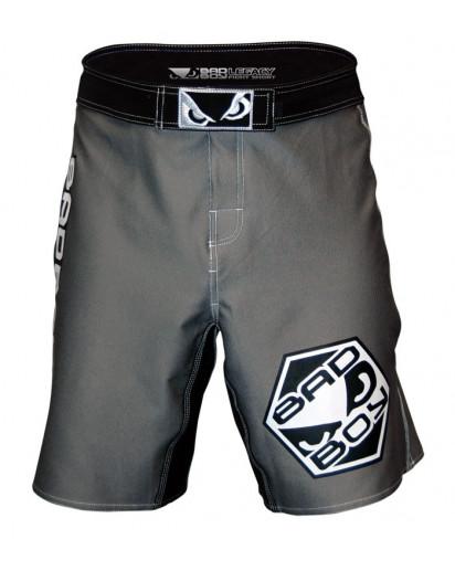 Bad Boy Legacy Shorts Grey/Black