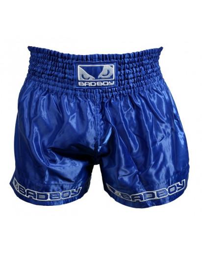 Bad Boy Muay Thai Shorts Blue