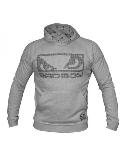 Bad Boy Pro Series II Hoodie Grey