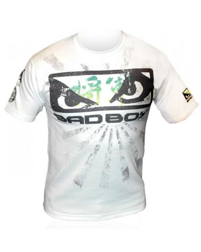 Bad Boy UFC 128 Shogun Walk in T-shirt White
