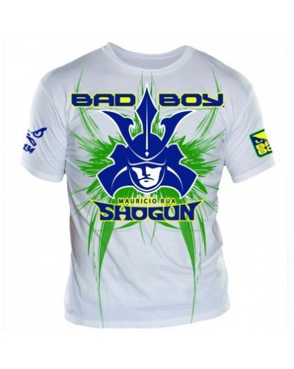 Bad Boy UFC 134 Shogun Walk in T-shirt White