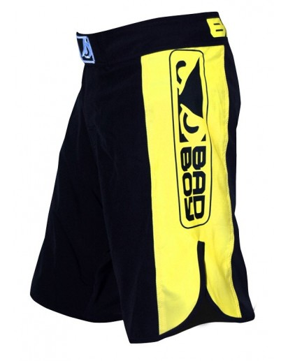 Bad Boy Strike Shorts Yellow/Black