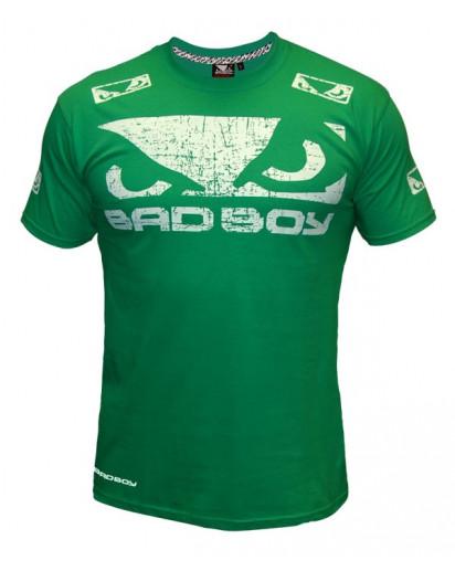 Bad Boy Walk in T-shirt Green