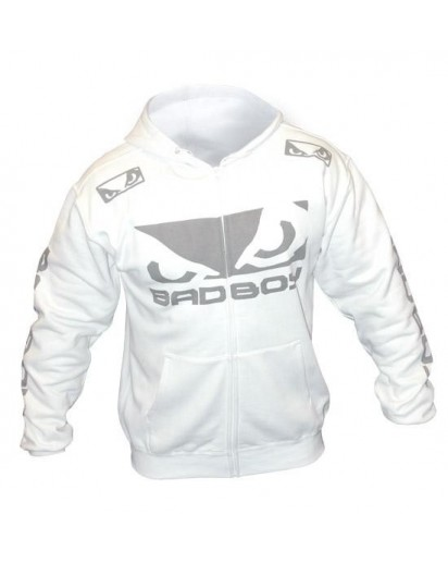 Bad Boy Walk-in Hoodie White