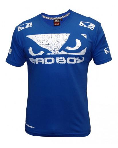 Bad Boy Walk in T-shirt Blue t-paita
