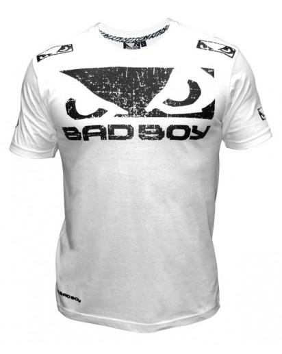 Bad Boy Walk in T-shirt White