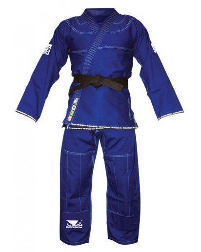 Bad Boy BJJ Gi Blue (old model)