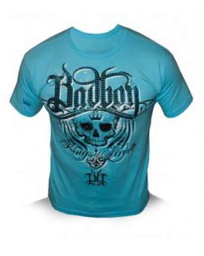 Bad Boy Jewel T-shirt Blue