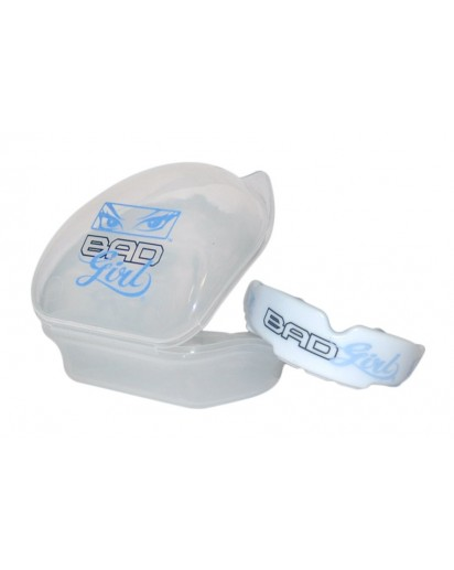 Bad Girl Mouth Guard Blue