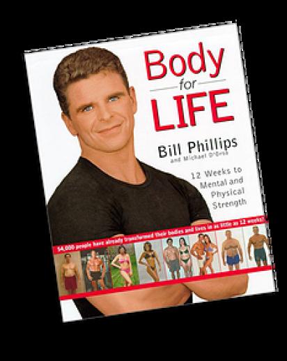 Body For Life kirja