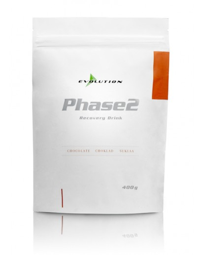 Evolution Phase2 Chocolate 400 g
