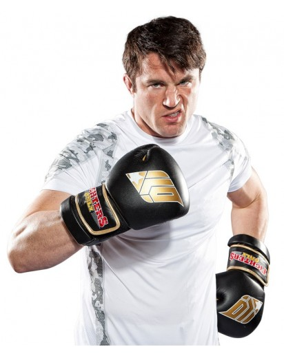 Fighters Only Boxing Gloves Black
