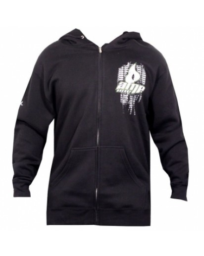 Form Athletics Walkout Fleece Hoodie Black