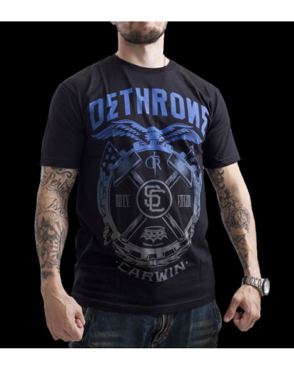 Dethrone Royalty Carwin T-shirt Black
