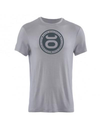 Jaco Athletics Team Performance Crew T-shirt Silverlake
