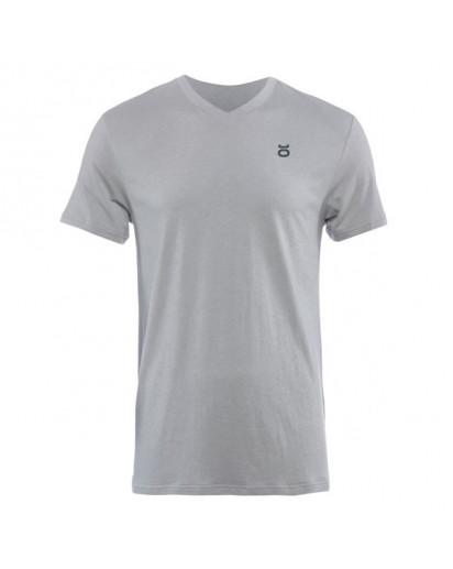 Jaco Tenacity Performance V Neck t-shirt Silverlake
