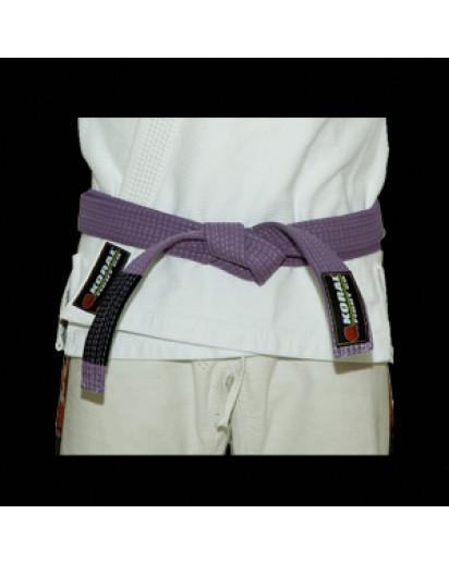 Koral BJJ Belt Purple