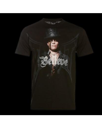 TapouT Tribute Mask Tribute Series Black t-shirt
