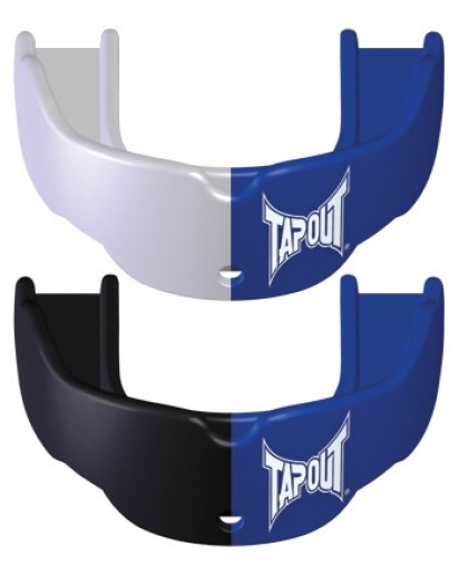 TapouT Adult Mouthguards Royal Blue/Black