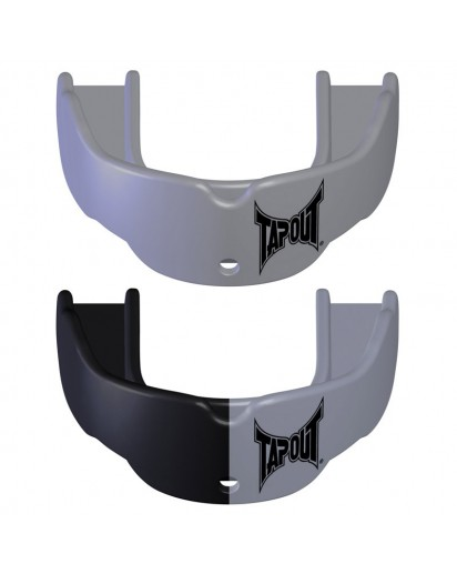 TapouT Adult Mouthguards Silver