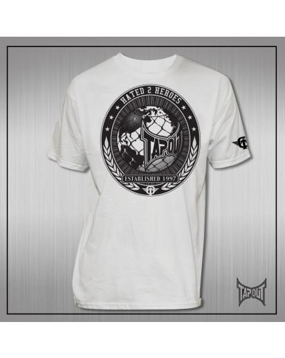 TapouT Bonafied White t-shirt