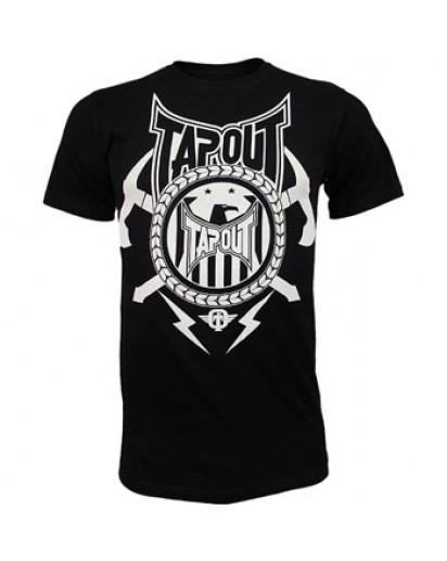 TapouT Conviction Black t-shirt
