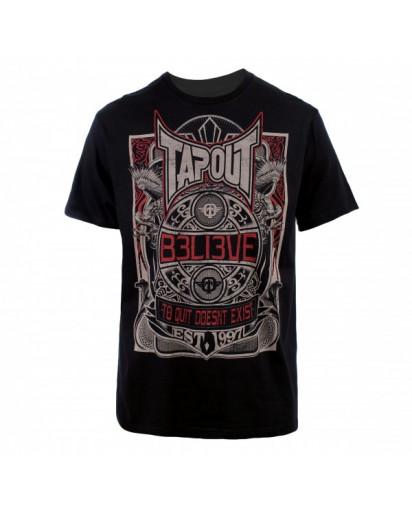 TapouT Gilbert Melendez El Nino Black t-shirt