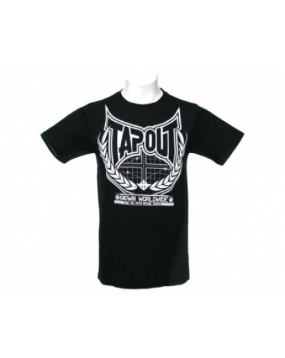 TapouT Known Worldwide Black T-shirt