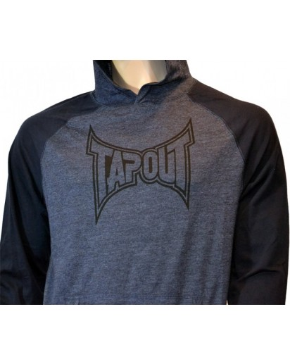 TapouT Pullover Lock Up Hoodie Grey