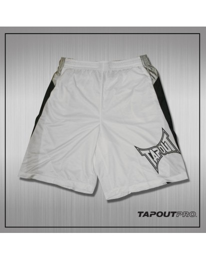 TapouT Pro Ultimate Shorts White