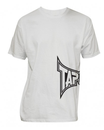 TapouT Side Out White t-shirt
